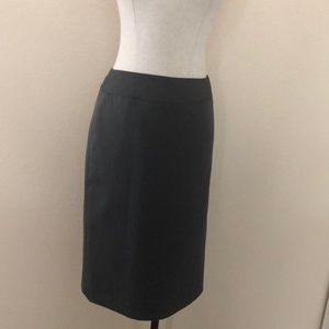 Anne Klein Skirts - Dark Gray Anne Klein stretch skirt